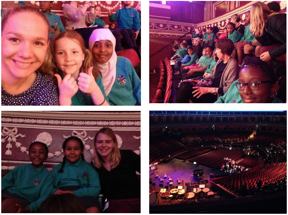 Primary Proms Concert at the Royal Albert Hall